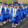 "Peak to Peak seniors march out to become 2012 graduates on Saturday.<br /> For more photos and a video of Peak to Peak graduation, go to  <a href=""http://www.dailycamera.com"">http://www.dailycamera.com</a>.<br /> Cliff Grassmick / May 19, 2012"