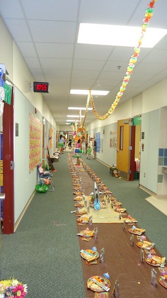 2012 KDG Last Day of School Party