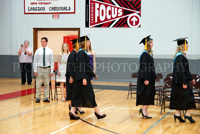 2012 LAHS Graduation