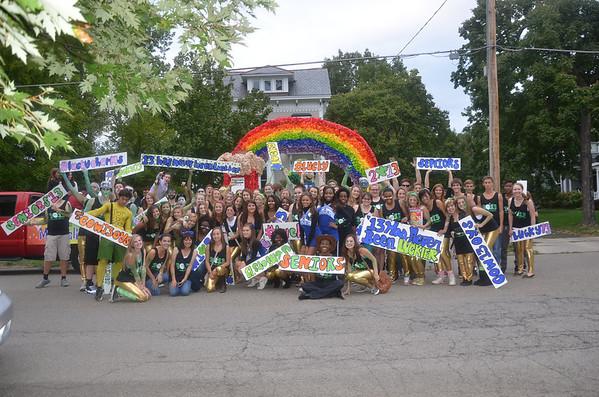 2012 Homecoming Parade/Game