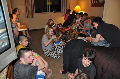 2012/05 - 9th Grade Trip Great Wolf Lodge