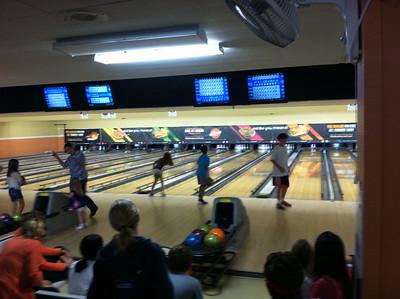 2012-06-05 Nareg Graduation Bowling Party