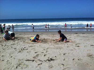 2012-06-08 Nareg Graduation Beach Party