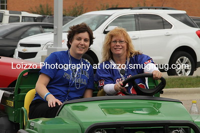 2013-09-20 School - CHS Homecoming Parade