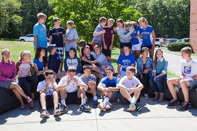 Blue Class Crazy