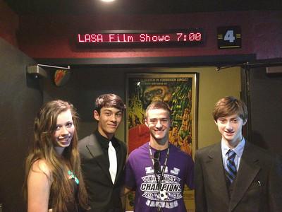 2013-5-30 LASA film fest