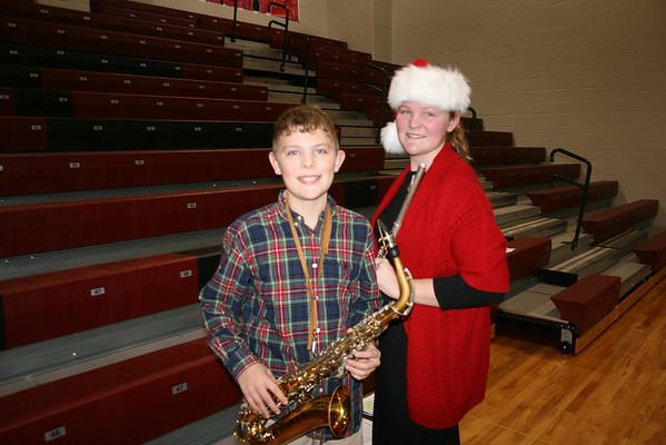 2013 Christmas Band Concert