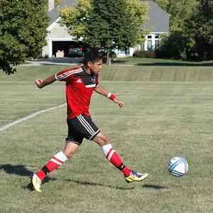 2013-09-27 Soccer game