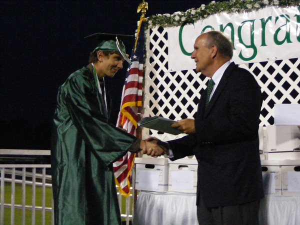 Suwannee High School graduation 2013