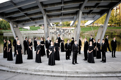 Chamber Choir Portrait - 2013