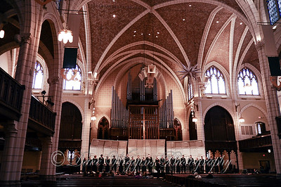 Chamber Choir at Central Lutheran - Feb 14