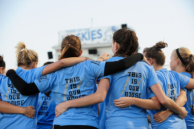 Powderpuff - Homecoming 2013