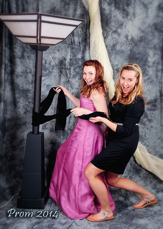 Prom Portraits - May3 2014