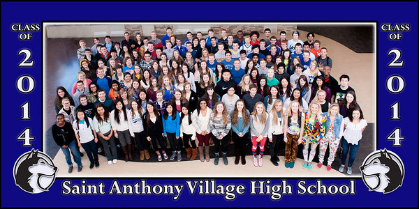 Class of 2014 Group Shot