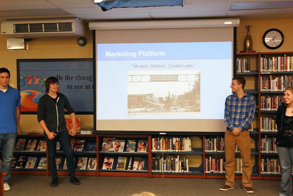 CLC Centennial Presentations (11/6/13)