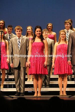 2014-01-09 School - Show Choir Preview Night - South High Street Singers
