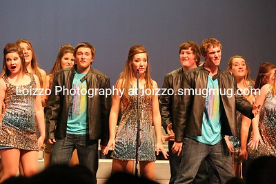 2014-01-09 School - Show Choir Preview Night - Spotlighters Gallery 2