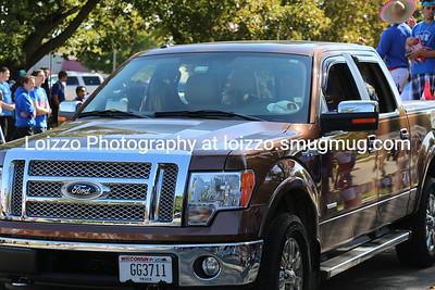 2014-09-26 School - Homecoming Parade