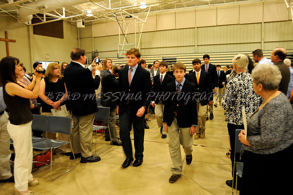 2014 8th Grade Promotion Ceremony