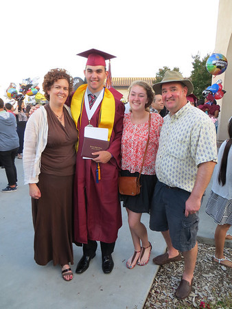 2014 Alex FHS Grad Events 6/1- 6/5/14