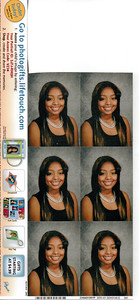 2014 Bianca's 8th Grade Portraits