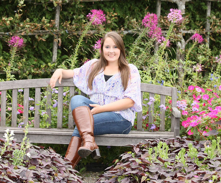 COURTNEY ~ Class of 2014 II 147 DPI CROP