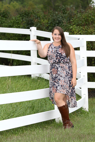 COURTNEY ~ Class of 2014 141 DPI HS L