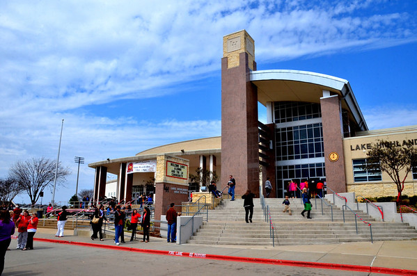 2014: Lake Highlands High School - 50th Anniversary Celebration - March 23