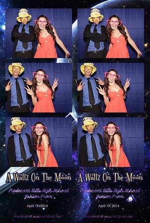 2014 Piedmont Hills Junior Prom