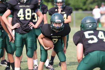 2014 Piney Grove Football Highlights
