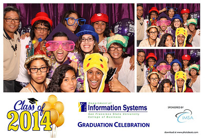 2014 SFSU ISYS Graduation