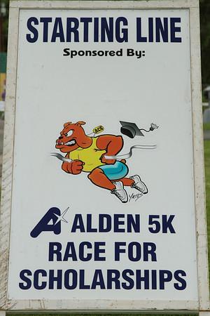 2014 Alden 5K Race