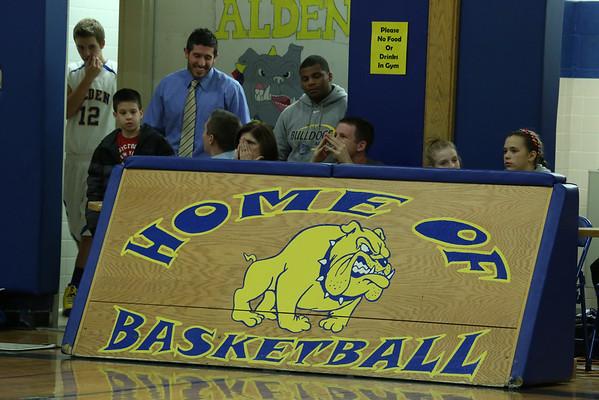 2014-15 Alden Boys Basketball
