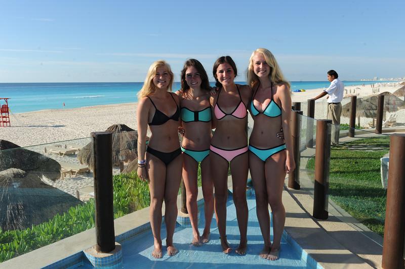 Sexy too college girls spring break cancun