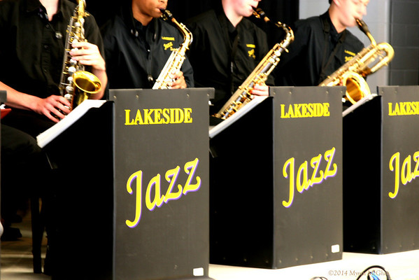 2014 Swing Dance featuring the Lakeside High School Jazz Band