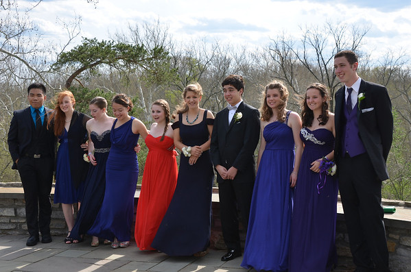 2014 WHS Prom