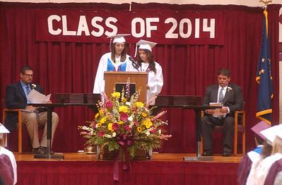 2014 Winamac H.S. Graduation