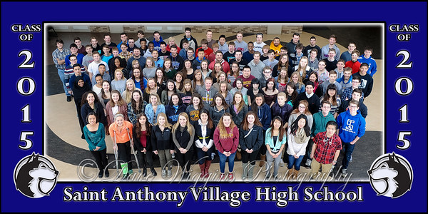 2015 Senior Class Photo