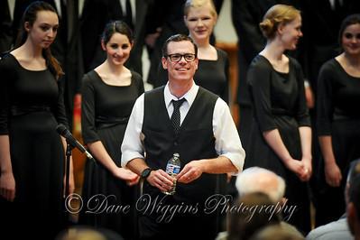 Chamber Choir Senior Concert - May 2015