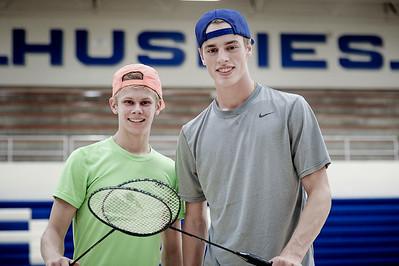 Homecoming Badminton - Sept 23 2014