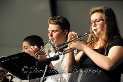 Jazz Band Holiday Concert - Dec 18 2014