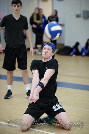 SnoDaze Volleyball - January 26 2015