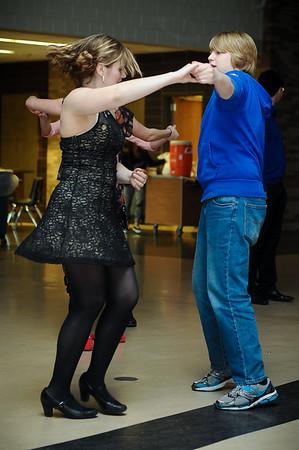 Swing Dancing - March 13 2015