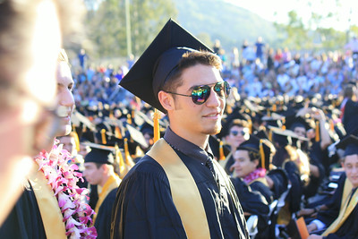 2014-06-12 Guy's Graduation Calabasas High School