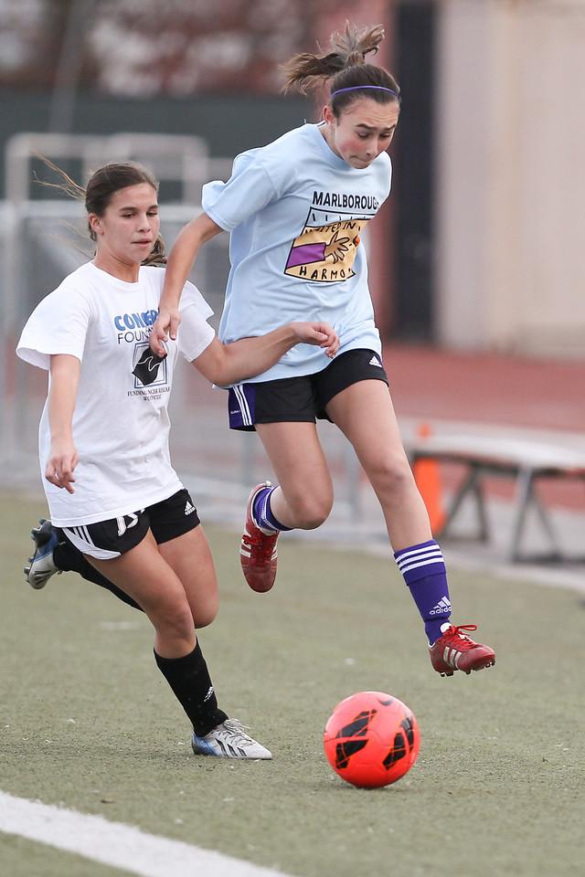 2014.1.11 JV Soccer