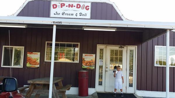Last Day of Dip n Dog