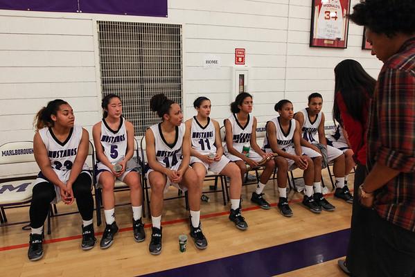 2014.2.13 Varsity Basketball
