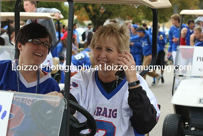 2015-10-09 School - Homecoming - Pep Assembly Parade and Powder Puff Gallery 3