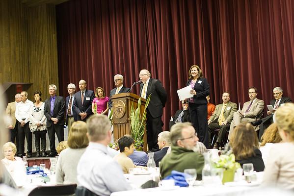 2015 All City Chamber Scholorship Dinner