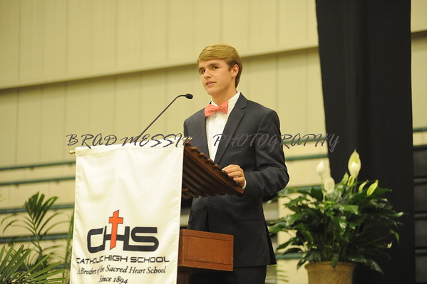 2015 CHS Academic Convocation